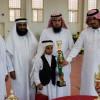 تعليم الجموم يكرم بطل العالم السعودي