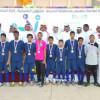 منتخب الاحساء لكرة القدم يحقق المركز الثالث بالبطولة المدرسية الرياضية