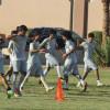 أولمبي أحد ينهي إعداده لمواجهة الهلال في كأس الأمير فيصل