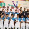 منتخب جدة يتوج بالمركز الثالث بكرة اليد بالدورة المدرسية بالاحساء