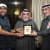 رئيس هيئة أعضاء شرف الشعلة يزور نادي الرياض و إشادة ولي أمر لاعب ببيئة الفئات السنية بالنادي