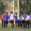 """رئيس هجر يعقد اجتماع مصارحة مع اللاعبين و """"فتح الله"""" يقود التدريبات"""