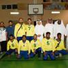 بطولة كرة الهدف للإعاقة البصرية على مستوى المملكة بمحافظة الأحساء
