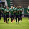 الأهلي يستعد لمواجهة الرائد بمتابعة رئيس النادي