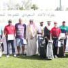 القطري صالح الكعبي يتوج ببطولة اتحاد الجولف المفتوحة في ديراب