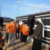 فرقة الخندق الكشفية تشارك في مخيم الوفاء بالجوف