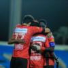 لاعبو الرائد : سعداء بالفوز واستغلينا اخطاء الخليج