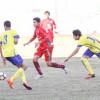 النصر يعتلي صدارة دوري الناشئين بنقاط الاتفاق