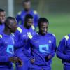 بالصور : النصر يستأنف تدريباته بإجتماع زوران مع اللاعبين