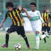 دوري كأس الامير فيصل بن فهد : الاتحاد يدك شباك الاهلي بثلاثية نظيفة
