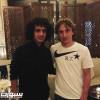 عموري يجتمع مع ساحر ريال مدريد