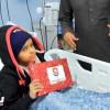 الرائد يزور مركز الأورام بمستشفى الأطفال ببريدة