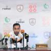 مؤتمر مدرب الشباب الجابر واللاعب إسماعيل مغربي قبل لقاء الباطن