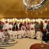 رئيس نادي النصر يحتفي برؤساء وممثلي الأندية الرياضية السعودية