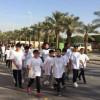 205 طالبا في ماراثون متوسطة السفارات
