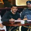 الباطن يتعاقد مع لاعب الاهلي محمد الحارثي بنظام الاعارة