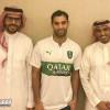 رسميًا.. الأهلي يعلن تعاقده مع سعد الأمير