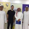 رسمياً ،، الهلال يوقع عقده الرسمي مع السوري خريبين على سبيل الاعارة