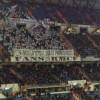 لافتة من المدرديستا للرد على اهانات راموس