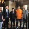 اجتماع الصالح و تاكو مع ممثلي الاتحاد التايلاندي