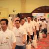 المكتب التعاوني بالطائف يحتفي بـ 811 مسلماً جديداً