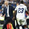 ريال مدريد يعاني بسبب قرار زيدان