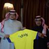 """النصر يوقع رسمياً مع ظهير اولمبي الشعلة و عقد شراكة مع """"وادي"""""""