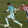 مدرب برشلونة يواجه الحملات ضد البرازيلي
