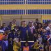 النصر يبدأ الاستعداد للأهلي واللاعبين يقيمون احتفالية للجهاز الفني