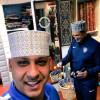 """"""" طاقية دياز """" دلالة على أريحية الهلال في عمان من أجل آسيا"""