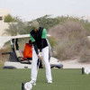 السعودية والبحرين تتصدران خليجية الجولف في اليوم الثاني