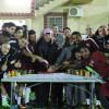 الفيصلي يواصل تحضيراته بإجتماع الرئيس وإحتفالية بالمدرب الايطالي سيلناس