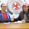 """إدارة الفيصلي تنهي إجراءات التوقيع مع المدرب الايطالي """" جيوفاني """""""