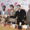 أبطال الرياضة السعودية يجتمعون معاً لدعم حملة #يد_بيد_نقدر