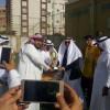 بالصور : ثانوية الملك فهد تحصد كأس بطولة كرة القدم بتعليم وسط مكة
