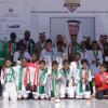 أكاديمية الاهلي تتوج بلقب كأس اسبورتي العالمية في الكويت