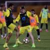بالصور : النصر يستأنف إعداده للفيصلي و هزازي يحصد جائزة أفضل لاعب في لقاء النهضة