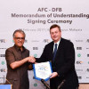 سلمان بن ابراهيم حريصون على الإستفادة من بيوت الخبرة العالمية لتطوير الكرة الآسيوية