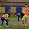 نصراوي يطالب اللاعبين بمسح الصورة السيئة