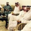 الشيخ عبدالله الزهراني يحتفل بالشاعر حسن الدوسي