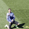رونالدو يستهزأ بدانيلو في تدريبات ريال مدريد