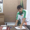 إدارة نادي ألمع تنهي توقيع العقد مع اللاعب العاصمي