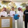 """ثانوية سعيد بن زيد تكرم """" اليوسف """" لتحقيقه فضيتان بدولة قطر"""
