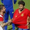 راموس يكشف عن كره بيكيه لنجوم ريال مدريد