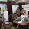 مدير شرطة الجوف يدشن حملة العنوان الوطني للبريد السعودي