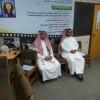 مشرف رعاية الموهوبين بوزارة التعليم يزور ابتدائية الامير محمد بن فهد بالهفوف