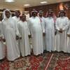 الوردية المسائية في بريد الاحساء يحتفلون ب (( 5 )) متقاعدين