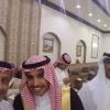 الشرفاء وال الشيخ يحتفلون بزواج الشاب محمد