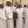النعمي رئيساً لأعضاء الشرف بنادي ألمع
