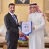 سلمان بن إبراهيم يجدد مساندة الاتحاد الآسيوي لرفع الحظر الدولي عن الملاعب العراقية